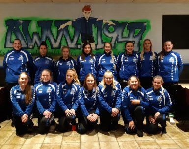 Dames NWVV/Titan beginnen vrijdagavond thuis aan competitie