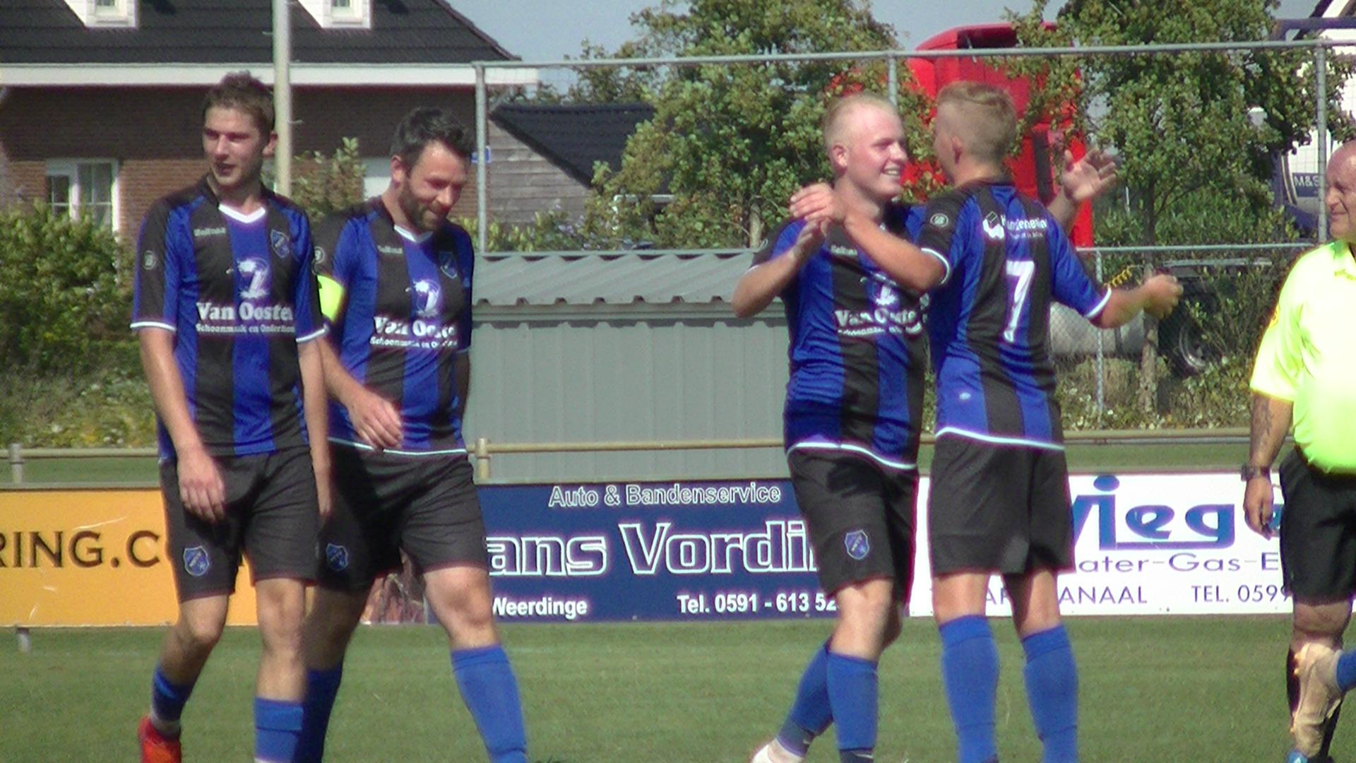 NWVV viert de 2-0 van Marko Mihalj