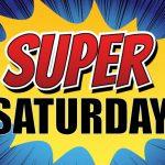 Super Saturday: 2 november DJ Harry en grote verloting