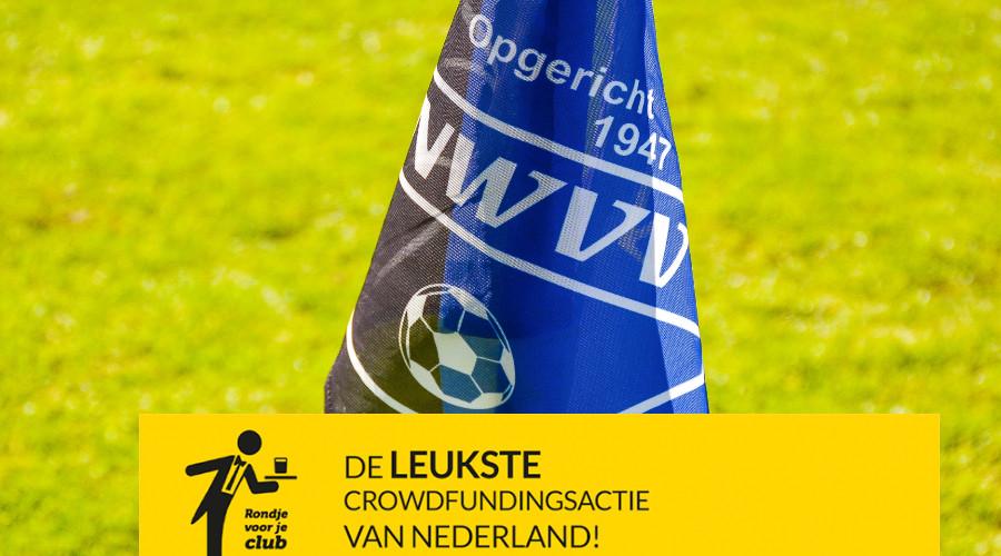 Rondje voor de club: Steun nu NWVV